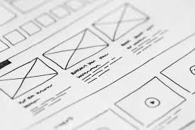 Qué es un Wireframe - Diseño web